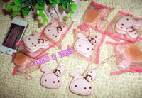 Wholesale New Cute rilakkuma circus squishy charm mobile phone strap Pendant