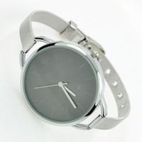 Unisex beauty drops acrylics - 1PCS Fashion Watches Gold Quartz Watches for Men Women Christmas Gift Beauty Gift Watch Drop Shipping