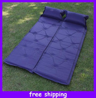 Wholesale Automatic Inflatable Mattress Camping Tent Sleeping Mat Pad CM