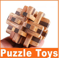 Wholesale DIY Educationa Wooden Assembly Puzzle Toy Circle Gifts