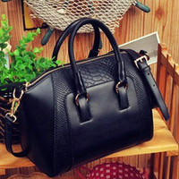 Black Women Plain Fashion shoulder bag Motorcycle bag vintage celebrity lady women handbag cross body shoulder bag