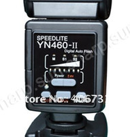 Wholesale New Guaranteed YONGNUO YN II Flash Speedlite for Nikon Canon Pentax