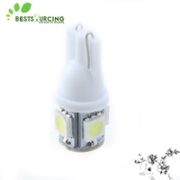 Wholesale Auto LED T10 SMD Auto light car led bulb T10 wedge led auto lamp