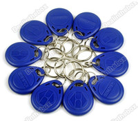 Wholesale EM RFID KHz Proximity ID Keyfobs Token Tag New
