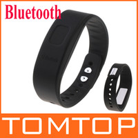 Wholesale Bluetooth Incoming Call Vibrate Alert Alarm Anti lost Band Bracelet for cell phones COLORS PA1263Z