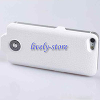 Wholesale DHL mAh Backup case External Battery Charger for iphone Q Style Power Bank Charger