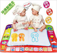 Wholesale EMS freeshipping Magic Doodle Mat cm king size educational toy Drawing toy Kids lovers Hot Gift