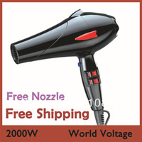 Wholesale Professional Hair Dryer AC Motor Ionic hand dryer travel dryer