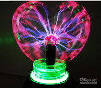 Wholesale NEW arrival Large plasma magic ball inch music magic ball New strange gift valentine s day gift