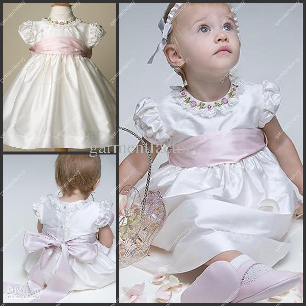 Short Baby Christening Dresses Online | Baby Girl Short ...