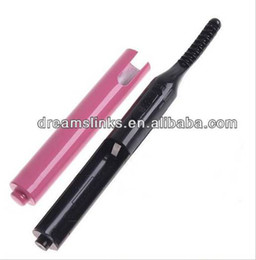 Wholesale Hot Sale100 New In Blister Packaging Mini Pen Style Portable Electric Heated Eyelash Curler