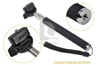 Wholesale Multi function Monopod Unipod w Universal Camera Holder Brack up to screw K3M