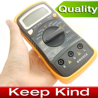 Wholesale BM500A Digital Insulation Resistance Tester Meter M Omega multimeter