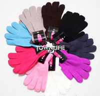 Wholesale Winter cotton gloves cartoon gloves touch screen gloves multi color style CM G0084