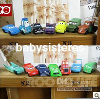 Wholesale Cars full set of dolls ornaments dolls popular animation film Cars around