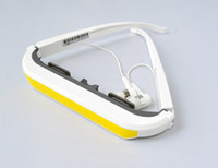 Wholesale 60 quot video glasses for ipad ipod iphone full hdmi white color