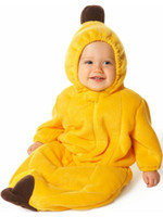 Clothing Style banana modeling - Children cute banana modeling clothing sleeping bags dandys