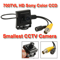 "Indoor CCD  700TVL HD Mini 1 3""Sony Color CCD CCTV HD Hidden Security Color Camera"