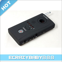 Wholesale CC308 Detector Full Range All Round Detector for Hidden Camera IP Lens GSM BUG RF Signal Finder