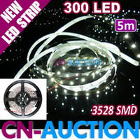 Wholesale 5M Reel Non Waterproof SMD LED Strip Light LED Lighting Pure White M CN LS39