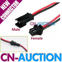 Wholesale 2 pin Male and Female LED Wire Connector for Single Color LED Strip Pairs CN LWC41