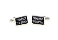Wholesale 2014 men s jewelry cuff links for mens cufflinks for wedding suare father of the groom