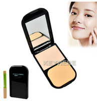 Wholesale Pressed Powder Foundation Makeup Compact Powder with Concealer Pencile