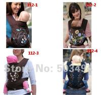 Back Carry mei tai - Drop shipping MEI TAI Baby Carrier Carry Sling Meitai Minizone carriers Styles