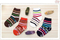 Wholesale CHINA BABY BOYS GIRLS COTTON SOCKS YEARS PAIRS PER CHILDREN CLOTHES