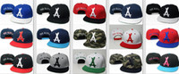 Wholesale 2012 New Tha Alumni Snapback Hat Cap Hiphop The Alumni Cap freeshipping