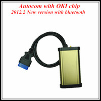 Wholesale 2012 High recommand Autocom for CARS autocom cdp pro diagnostic tools V2012 M6636B OKI Chip obd03