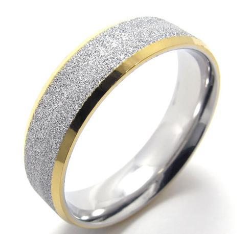 frosted gold men women fashion rings gold fashion rings for women