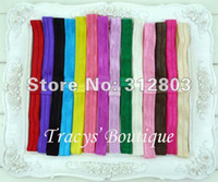 Wholesale Interchangeable Elastic Headbands for Babies Newborns Infants Toddlers and Girls of all ages