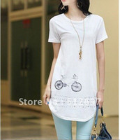 Wholesale new maternity T shirt cute pregnant women fashion T shirt for pregnant women