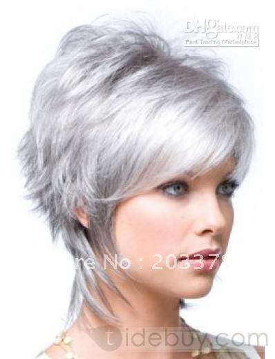 Short Hair Wigs for Women Over 50