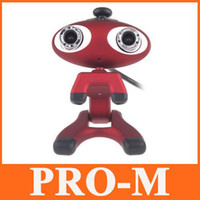 Wholesale PC Laptop USB D Webcam Skype MSN Video Chat Web Camera D glasses