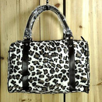 New Korean Style Sexy Leopard Shoulder Tote Bag Women Handba...