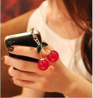 Wholesale Cherry iphone4S dustproof plug ipad2 iphone5 i9300 headset dust Accessories