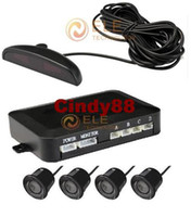 Wholesale 4 car reversing sensor V LED Display Indicator car parking sensor system