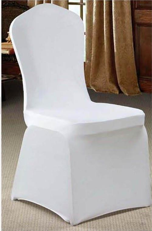 free shipping spandex chair cover wedding white lycra chair covers