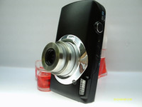 Wholesale DHL EMS Mp max digital camera with Mp CMOS sensor x optical zoom x digital zoom