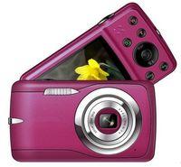 DC-E60 cheap digital camera - New hot sale mini cheap digital camera COMS Mega pixel X digital z
