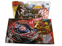 Wholesale Hot sale D Beyblade Metal Fusion Fight Master BB108 L Drago Destroyer from china