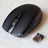 Wholesale 10M G Wireless USB Wheel Optical Mouse for PC Laptop
