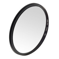 Wholesale 77mm UV Digital Lens Glass Filter for all mm Digital Camera Canon Nikon Sony J0017