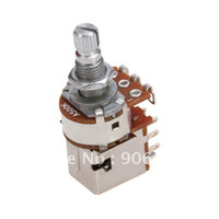 Wholesale A500k Push Pull Guitar Control Pot Potentiometer high quaity guitar parts new