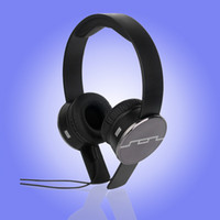 Wired MP3/MP4 3.5mm A++ New Sol Republic Tracks On-Ear Headphones Remote with Mic Interchangeable Hot EMS T116