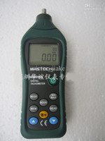 Wholesale Tachometer MASTECH MS6208A Digital contact tachometer small in size and portable