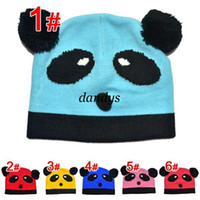 Wholesale cotton fashion hats for Boys and girls children s hats baby Knitted cap Children hat christmas