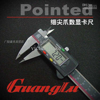 Wholesale The fine sharp claws digital calipers electronic digital calipers